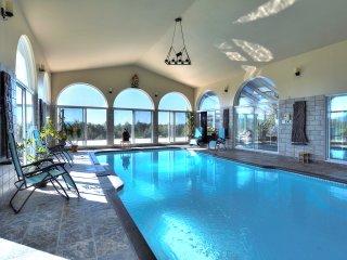 Magnificent Villa with breathtaking views! Sleeps up to 26! - Abercorn vacation rentals