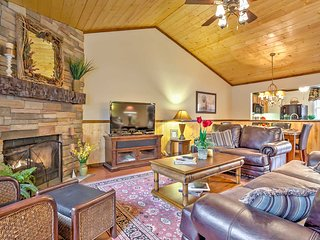 NEW! 2BR Sapphire Cottage w /Community Amenities! - Sapphire vacation rentals