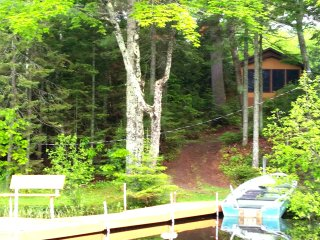 Beautiful Four-Season Getaway in the Heart of the Northwoods... - Boulder Junction vacation rentals