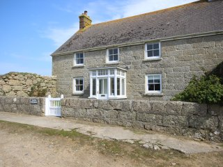 Nice 6 bedroom Cottage in Porthcurno - Porthcurno vacation rentals