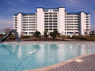 Nice Condo with Deck and Internet Access - Indian Beach vacation rentals