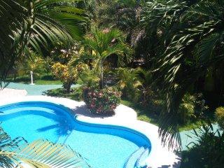 5 minutes from beach, new luscious green villa w/equipped kitchen - VILLA 2 - Playa Samara vacation rentals