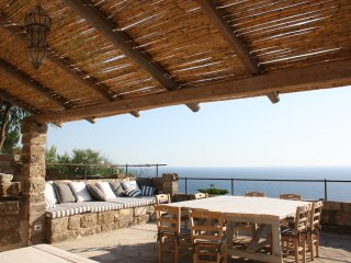 Beautiful Villa Sea View with Jacuzzi - 5 stars holidays - Tiggiano vacation rentals