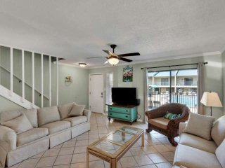 STEPS TO THE BEACH FROM THIS POOLSIDE UPDATED TOWNHOUSE!!!!! BOOK YOUR STAY - Miramar Beach vacation rentals