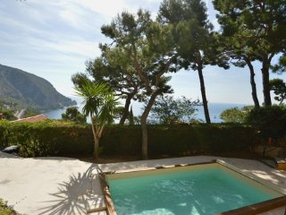 Stunning Villa Sea View with Pool between Nice and Monaco - Eze vacation rentals