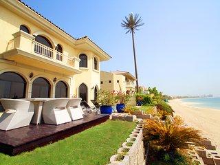5 Bed Garden Home - Frond E Villa - Palm Jumeirah vacation rentals