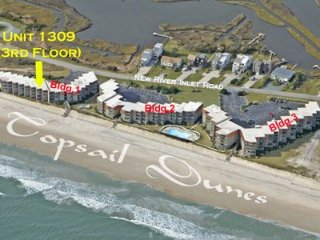 Comfortable Condo with Internet Access and A/C - Sneads Ferry vacation rentals