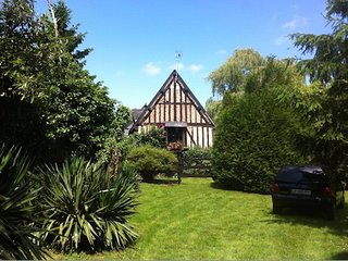 Splendid half-timbered in Normandy - Evreux vacation rentals