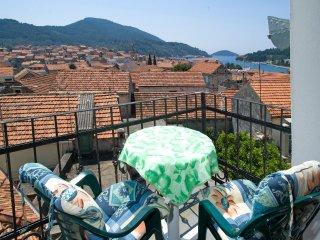 Apartments Marko - Studio Apartment with Balcony and Sea View  1 - Vela Luka vacation rentals
