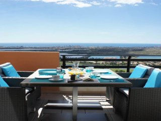 NEW/MODERN - Lovely Oasis Azul, Bonalba Golf (1A) - Sea & Golf views - Mutxamel vacation rentals