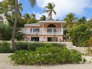 Mamora Bay View Beachfront Villa, St. James Club Resort, Antigua - Saint Paul vacation rentals