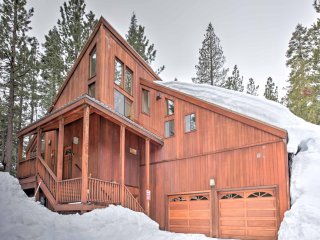New! 4BR Truckee Golf Course Home w/ Hot Tub! - Truckee vacation rentals