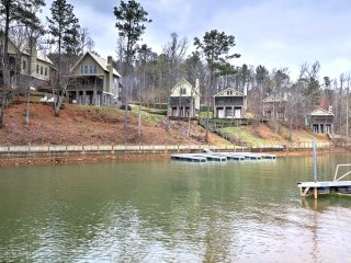 NEW! 3BR Dadeville 'The Martin Lake House' w/Wifi! - Dadeville vacation rentals
