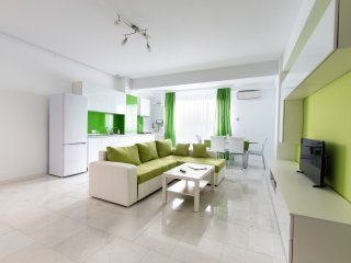 2 bedroom Apartment with Internet Access in Mamaia-sat - Mamaia-sat vacation rentals