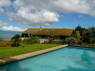 Private Home w/ Pool; Fruit Trees & Coastal Views, Near Haleakala National Park! - Kula vacation rentals