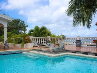 JOELLE... a truly unique luxury villa made for entertaining, great views and - Anse Marcel vacation rentals
