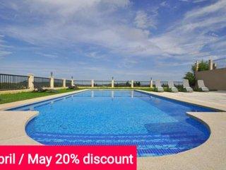 Last Minute 20% April & May 2017. Rustic Finca in Montuiri for 6 people. Wifi. - Montuiri vacation rentals