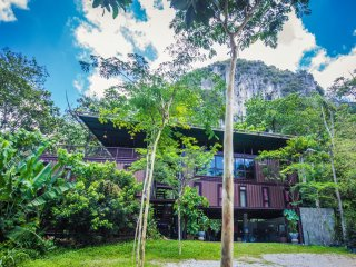 Templer Park Rainforest Retreat - Container - Rawang vacation rentals