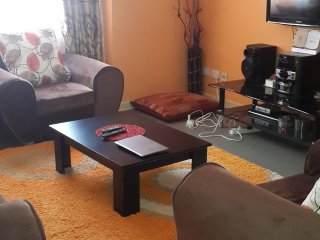 Spacious three bedroom master ensuite. 10 minutes drive from the airport - Nairobi vacation rentals