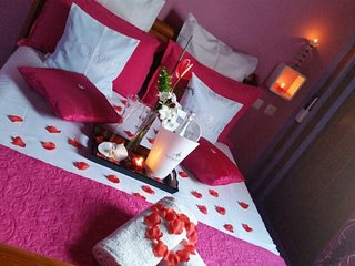 Romantic 1 bedroom Bed and Breakfast in Bras-Panon - Bras-Panon vacation rentals