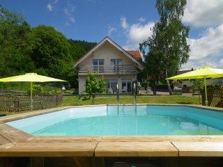 Chalet de luxe 4* ,sauna,piscine, aire de  jeu,pétanque ,Gérardmer - Le Ménil vacation rentals