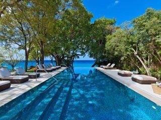 Luxury 10 bedroom Barbados villa. Beachfront!! - Barbados vacation rentals
