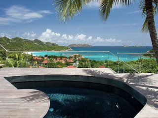 Luxury 4 bedroom St. Barts villa. Perfect for couples searching for a private - Camaruche vacation rentals