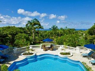 Luxury 7 bedroom Barbados villa. Magnificent views of the ocean! - Barbados vacation rentals