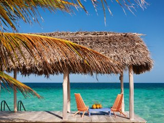 Luxury 5 bedroom Belize villa. - South Water Caye vacation rentals