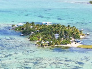 Luxury 7 bedroom Belize villa. Private island with attentive and polished - Belize vacation rentals