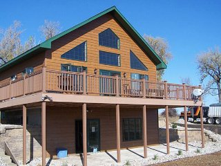 "DoubleP Ranch: South Dakota Hunting and Fishing Lodge The ""Lakeview"" - Clark vacation rentals"