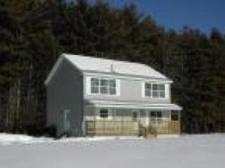 Beautiful House with Deck and Central Heating - Lovell vacation rentals