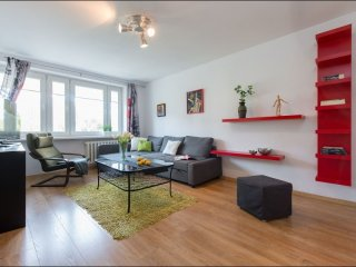 Emilii Plater apartment in Stare Miasto with WiFi. - Warsaw vacation rentals