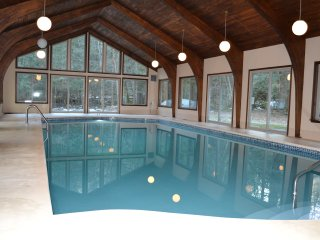 Unique Estate with Private Indoor Heated Pool by Camelback - Henryville vacation rentals