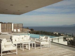 Exceptional villa with panoramic view - Ile Rousse vacation rentals