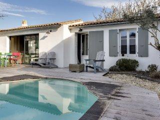 Maison avec piscine à Sainte-Marie-de-Ré - Sainte Marie de Re vacation rentals