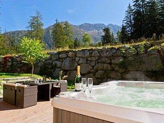 Chalet sur les pistes, avec spa, à Chamonix-Argent - Argentiere vacation rentals