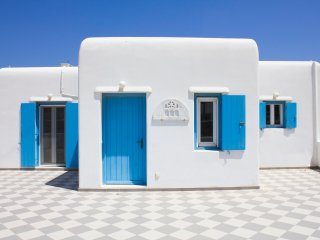 Blue Cactus Villas: Modern, Fully-Equipped, 5 min from Mykonos Town - Mykonos Town vacation rentals