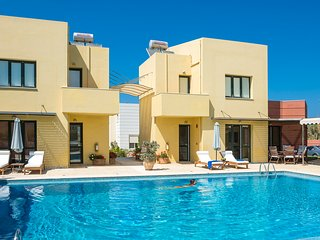 Beach,Pool,Seaview,Daphnis-Villa 2. - Maleme vacation rentals