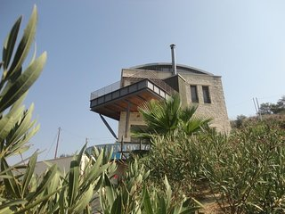 Sunny 3 bedroom Kamilari Villa with Deck - Kamilari vacation rentals