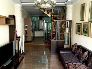 City Centre Modern Double-floor Apartment - Dushanbe vacation rentals