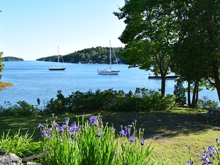 180 Degree Oceanfront Paradise, Deep Water Dock, Mooring, Private, Close to Town - Harpswell vacation rentals