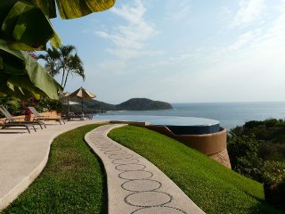 This Lovely Designer One-Bedroom is compact and comfortable, - Zihuatanejo vacation rentals