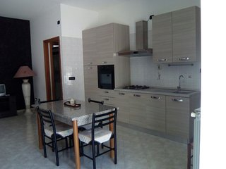 Bright 2 bedroom San Salvo Apartment with A/C - San Salvo vacation rentals