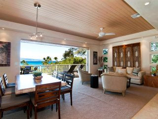 Napili Turtle Cove Luxury 5 Bedroom Vacation Villa. Ask About Last Min Discounts - Napili-Honokowai vacation rentals