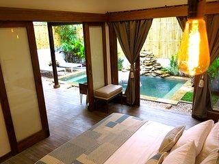 CASA KOKO - 1BR villa with private swimming pool in the heart of Gili Air - Gili Air vacation rentals