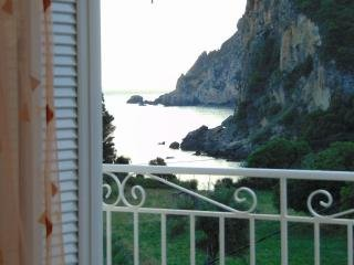 Sea view studio for 2, 90 meters from the beach - Paleokastritsa vacation rentals