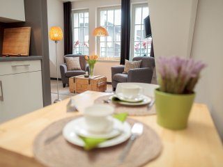 1 bedroom Apartment with Internet Access in Leipzig - Leipzig vacation rentals