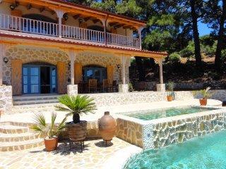 Perfect Villa with Deck and Television - Bezirgan vacation rentals