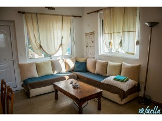 Maisonette with excellent view in Corinthian sea - Kokkoni vacation rentals